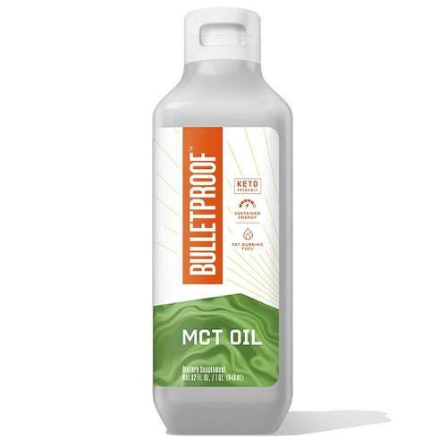 MCT Oil (Formerly XCT Oil) | Bulletproof | 946ml (32 oz.) - Oceans Alive Health
