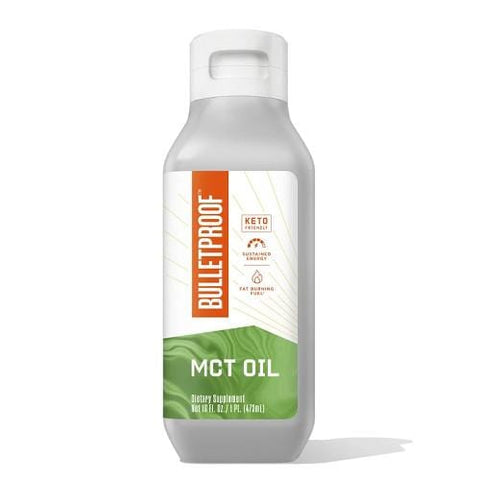 XCT Oil | Bulletproof | 473ml (16 oz.)