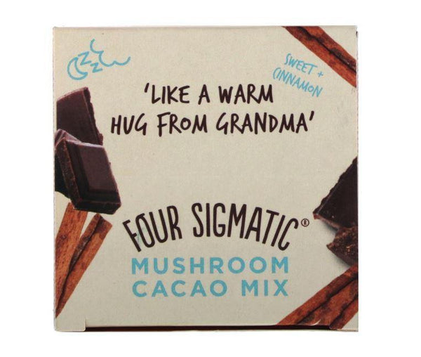 Mushroom Hot Cacao with Reishi | Four Sigmatic