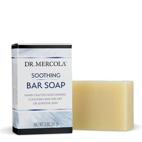 Soothing Bar Soap | Dr Mercola | 85g - Oceans Alive Health