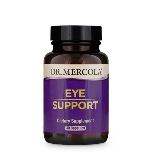 Eye Support | Dr Mercola | 30 Capsules - Oceans Alive Health
