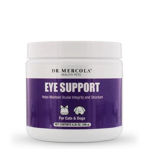 Eye Support for Pets | Dr Mercola | 180g (90 Scoops)