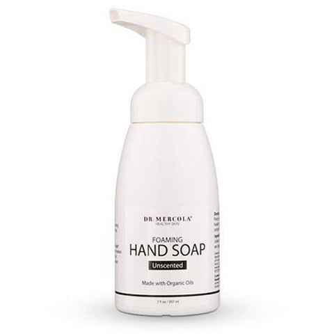 Foaming Hand Soap | Dr Mercola | 236 ml