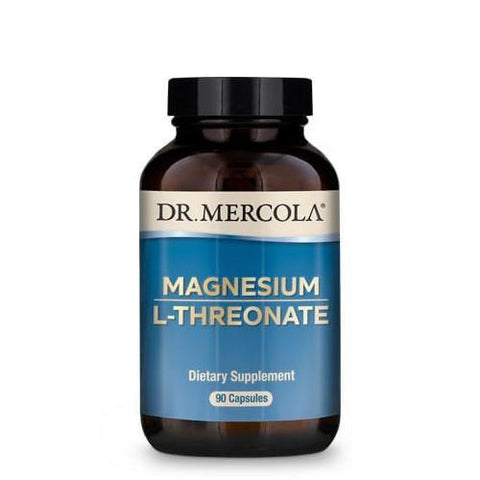 Magnesium L-Threonate (Magtein 2000mg) | Dr Mercola | 90 Capsules - Oceans Alive Health