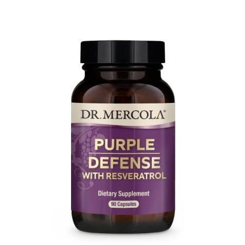 Purple Defense | Dr Mercola | 90 Capsules - Oceans Alive Health
