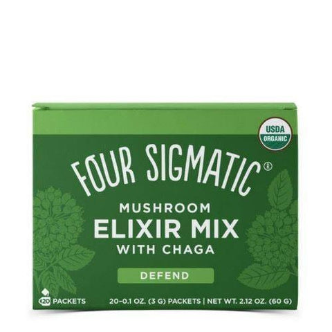 Chaga Elixir | Four Sigmatic | 20 packets