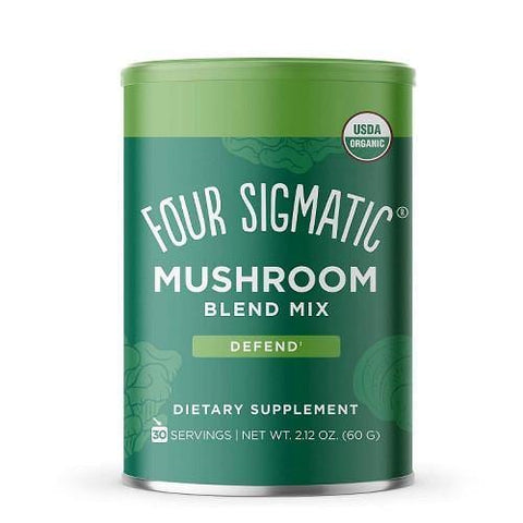 Mushroom Blend | Four Sigmatic | 60g (30 Servings) - Oceans Alive Health