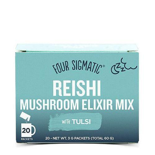 Reishi Elixir | Four Sigmatic | 20 packets - Oceans Alive Health