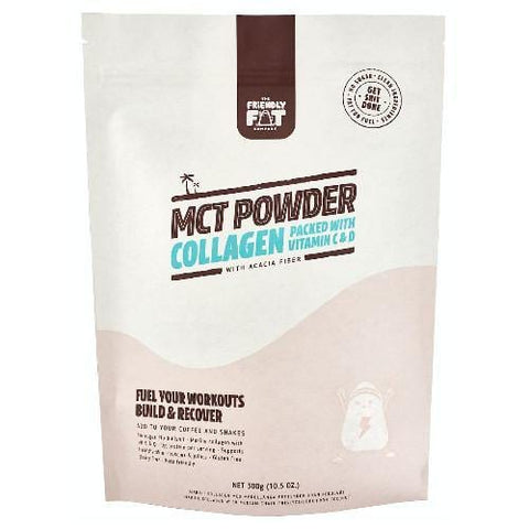 MARINE KETO COLLAGEN POWDER | The Friendly Fat Company | 260g