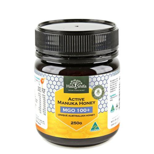 Manuka Honey MGO100+ | Hab Shifa | 250g - Oceans Alive Health