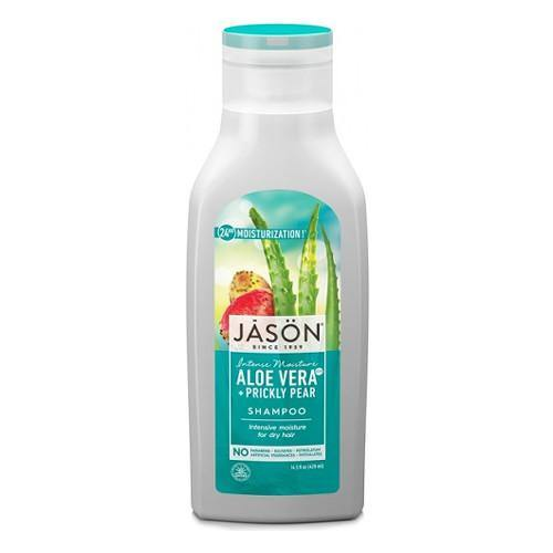 Aloe Vera 80% + Prickly Pear Shampoo | Jason | 473ml - Oceans Alive Health