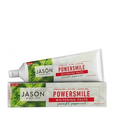 Powersmile Whitening Toothpaste Peppermint | Jason | 170g