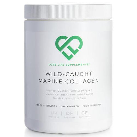 Wild-Caught Marine Collagen | Love Life Supplements | 318g - Oceans Alive Health