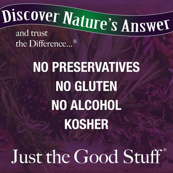 Nature's Answer Info