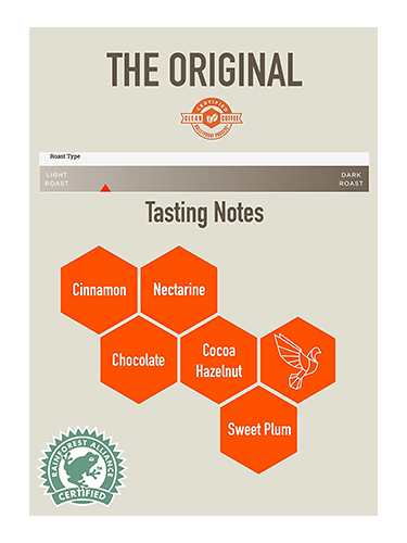 Bulletproof The Original Tasting Notes