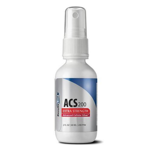ACS200 Silver Extra Strength Spray | Results RNA | 60ml