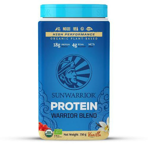 Warrior Blend Protein | Sunwarrior | Vanilla | 750g