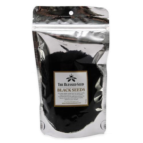 Black Seeds Bag | The Blessed Seed | 100g - Oceans Alive Health