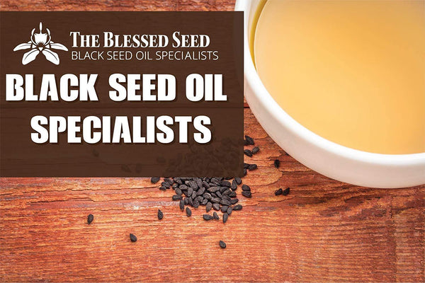 Black Seed Oil 'Extra Strong' | The Blessed Seed® | 100ml - Oceans Alive Health