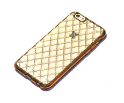 CANDICASE | WaffleCase | Luxury Gold