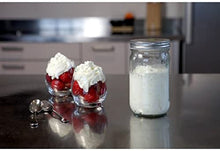 Load image into Gallery viewer, Cookut Creazy Glass Whipped Cream Maker