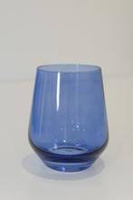 Estelle Colored Glass Stemless Set/2