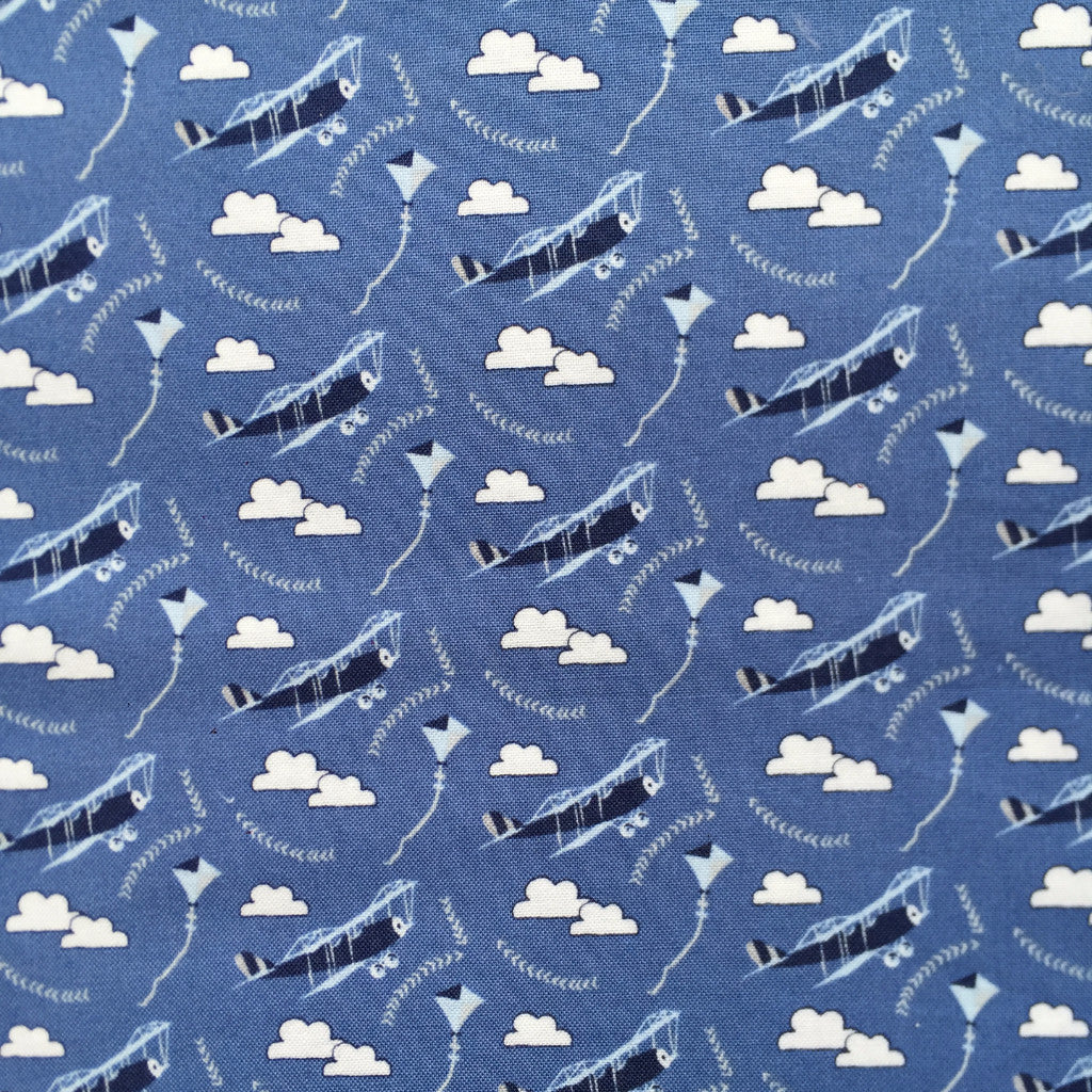 Head in the Clouds fabric