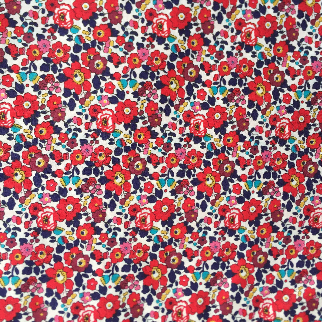 Poppy Perfection fabric
