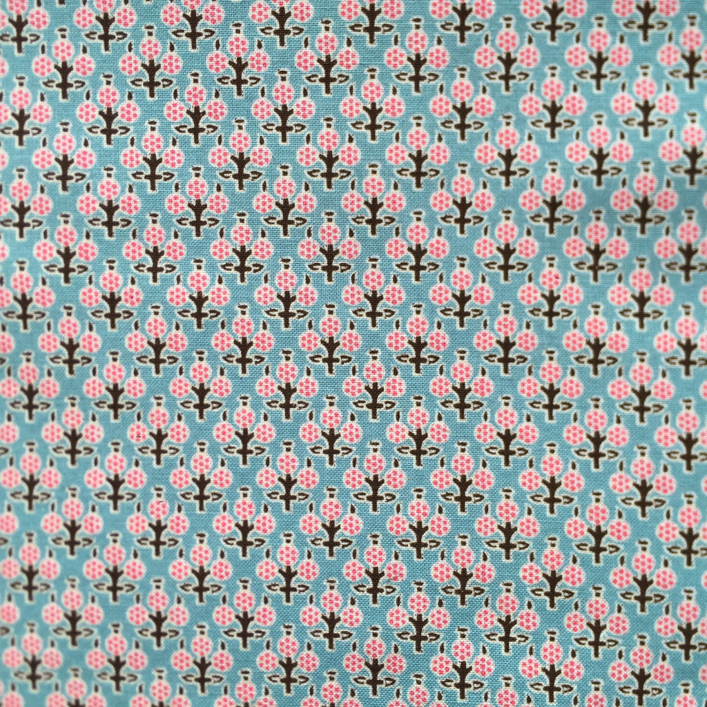Blooming Blossoms fabric
