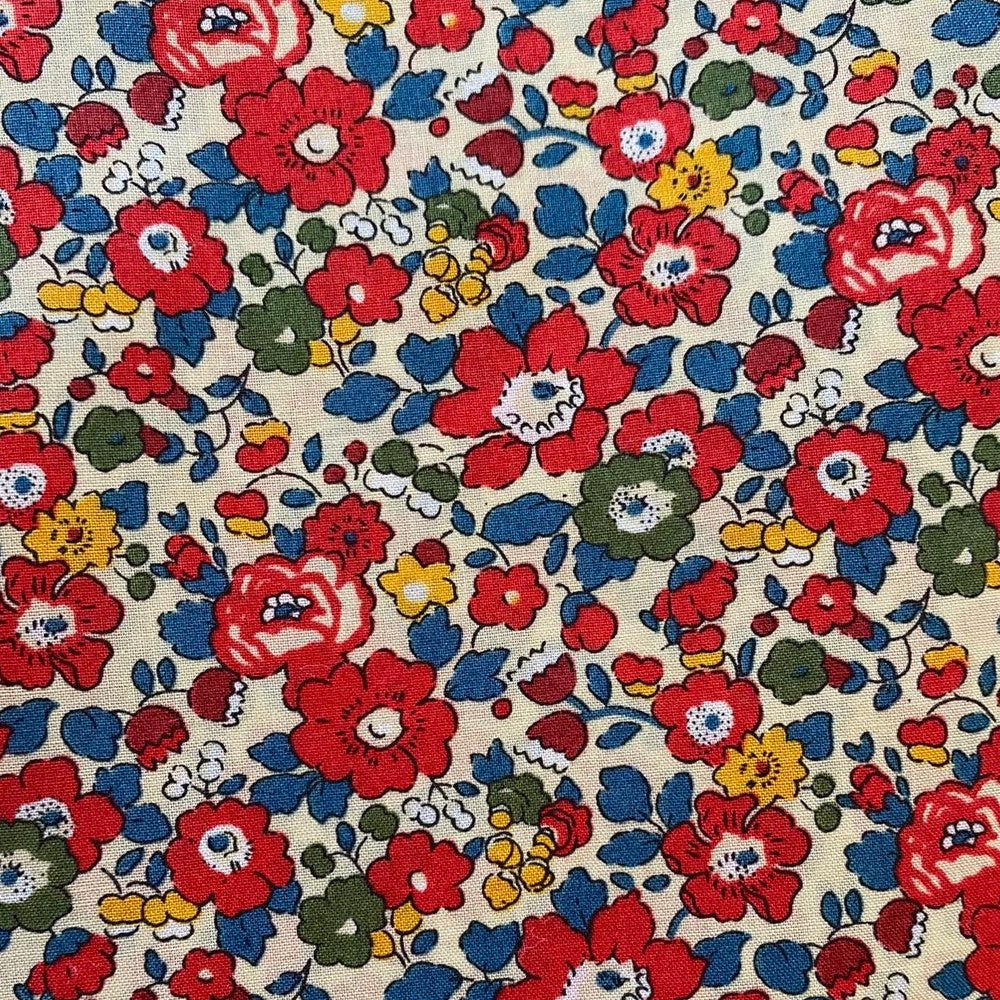 All the Blooms fabric