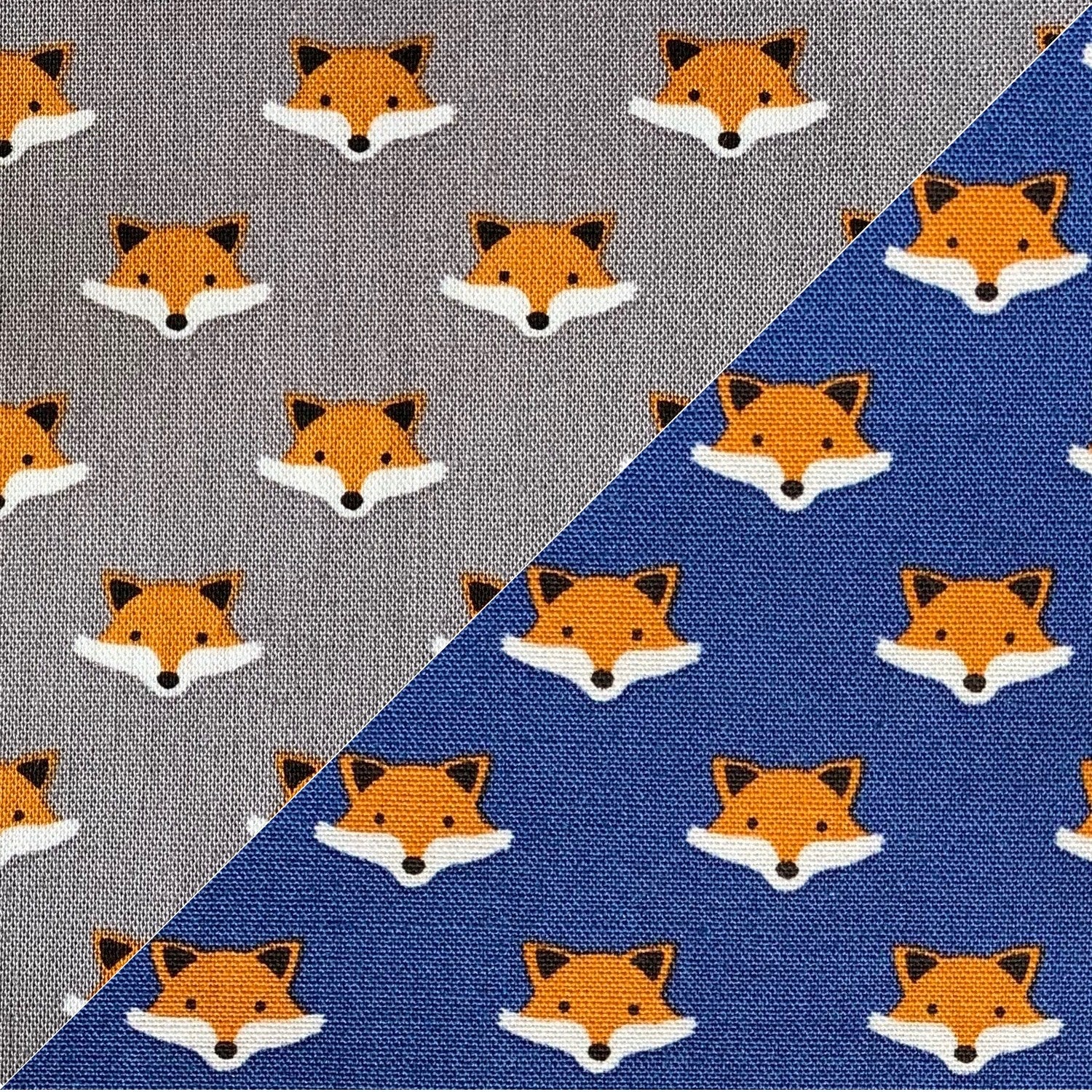 Foxy Masks fabric
