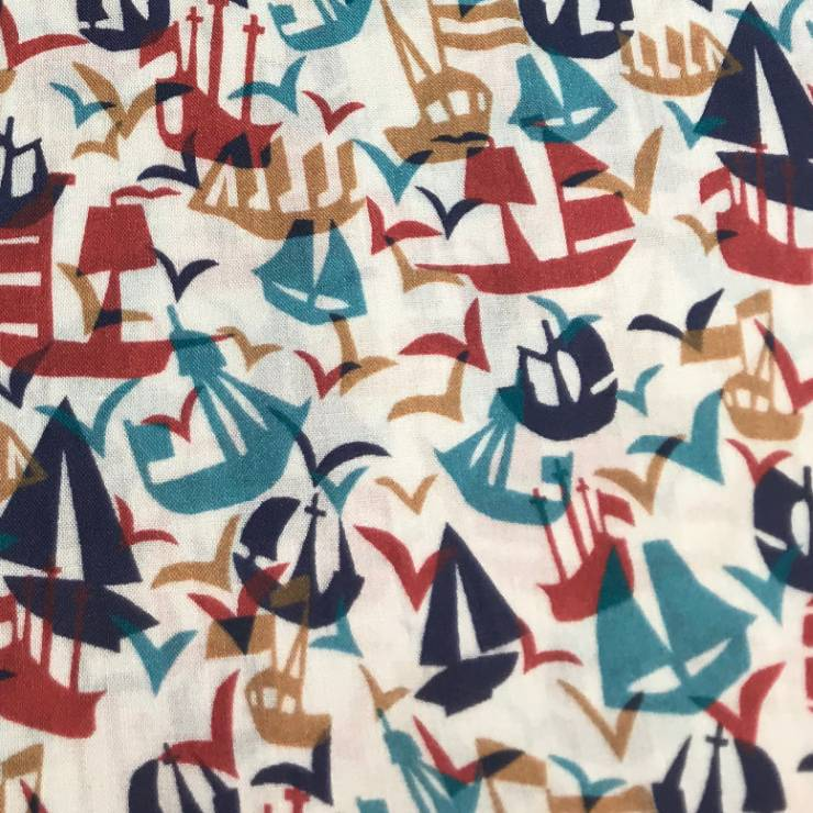 Set Sail fabric