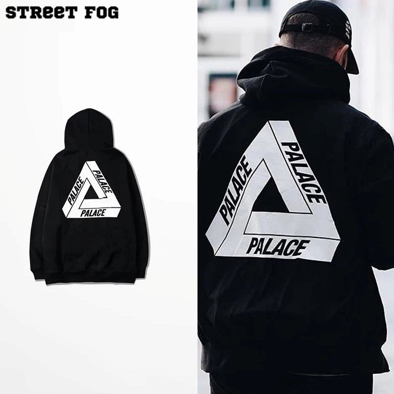 68e0d6f201f5 PALACE black Hoodie - Reviews