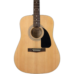 Fender FA-100 Limited Edition Dreadnought Acoustic Guitar Bundle