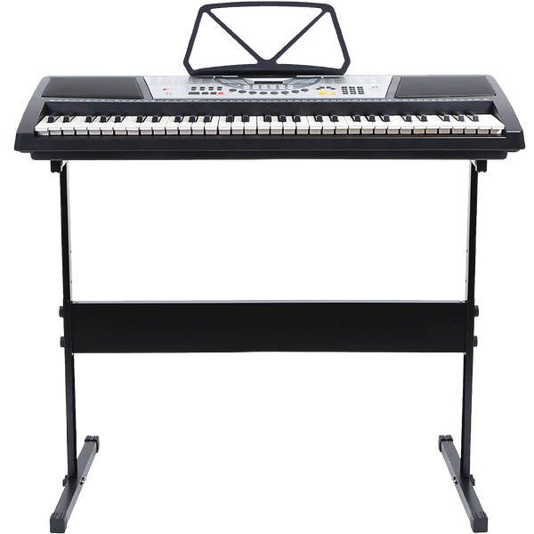 Hamzer 61 Key Electric Music Keyboard Piano with Stand