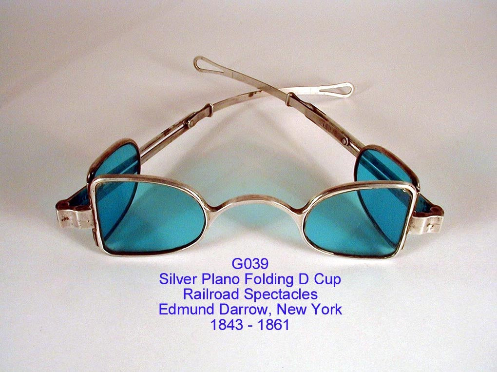 Opthalmic Antiques Association frames