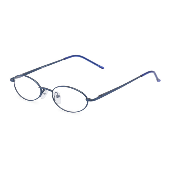 30s style glasses, Adam, side view
