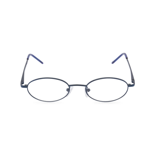 30s style glasses, Adam, front view