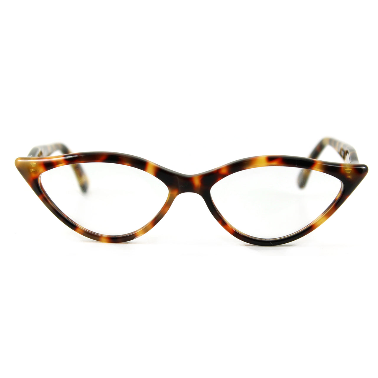 Retropeepers Amelie, 50's style cat eye glasses in tortoiseshell