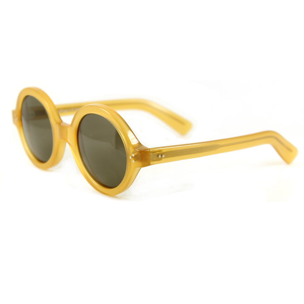 Andy - Sunglasses Amber Crystal