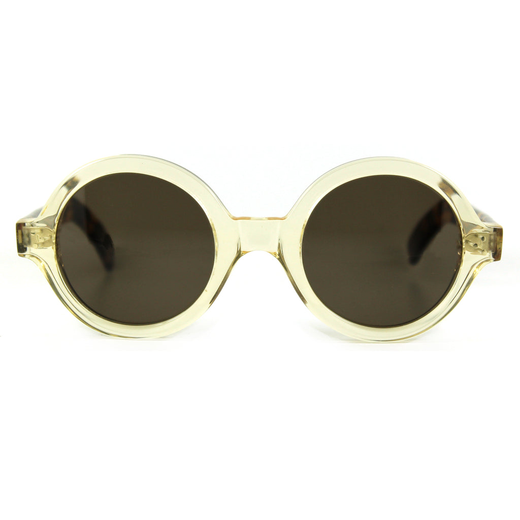 Andy - Sunglasses Crystal Tortoise