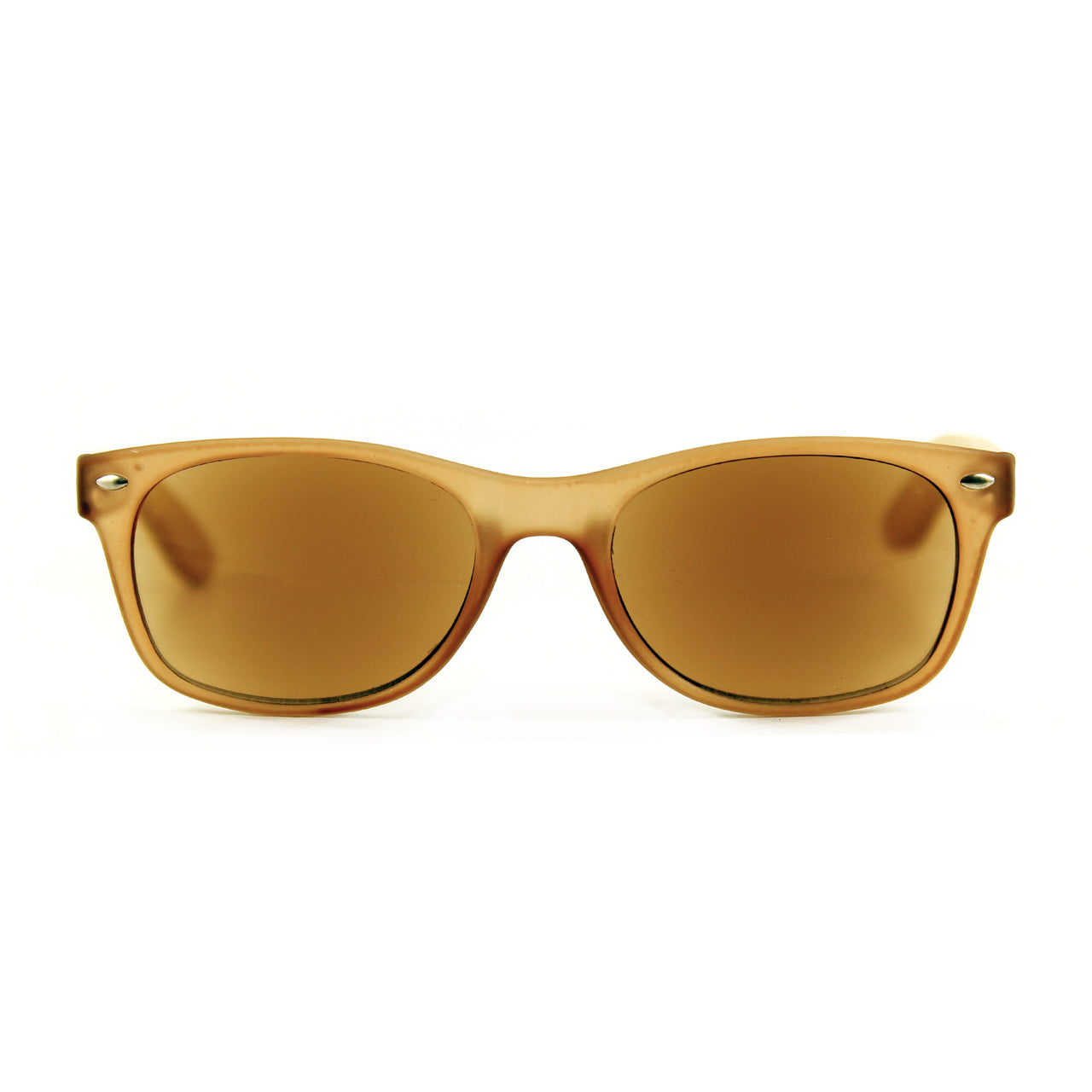 Bamboozled -  Sun Readers Caramel