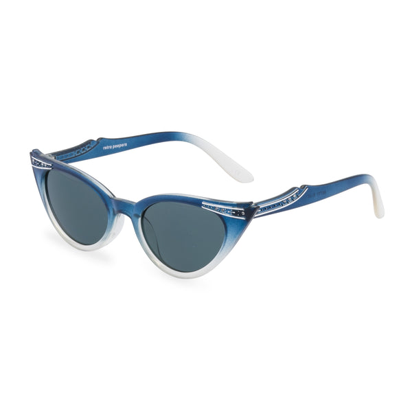 Betty sunglasses graduated blue side
