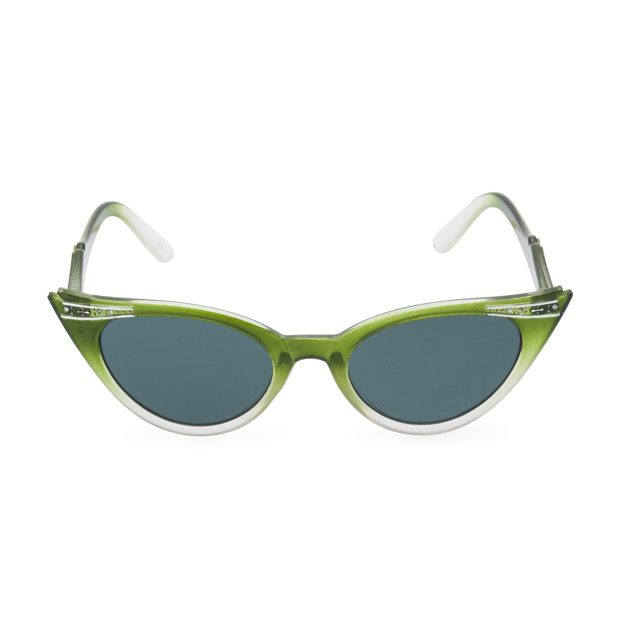 Betty - Sunglasses Graduated Emerald Green