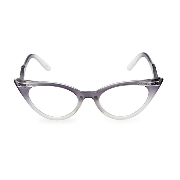 Betty  glasses graduated grey front