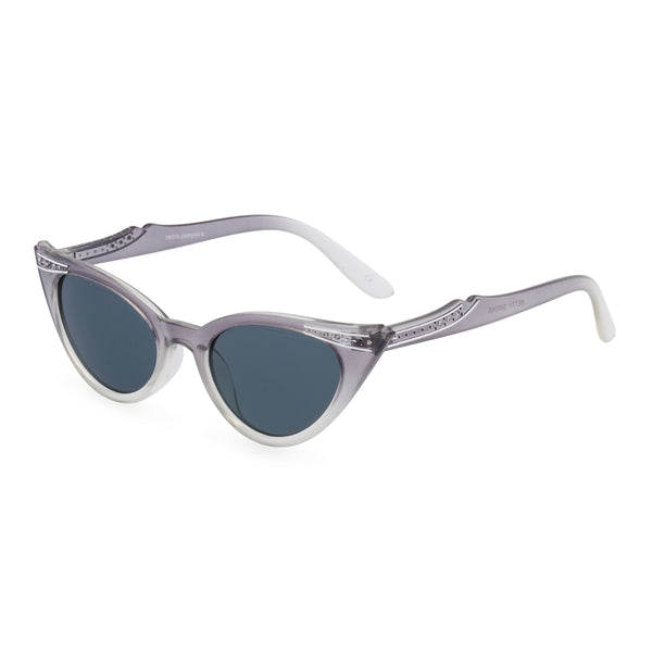 Betty sunglasses graduated grey side