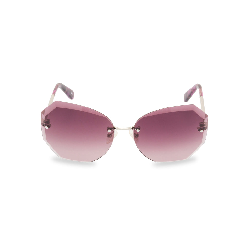 Bisset - Sunglasses Graduated Rose