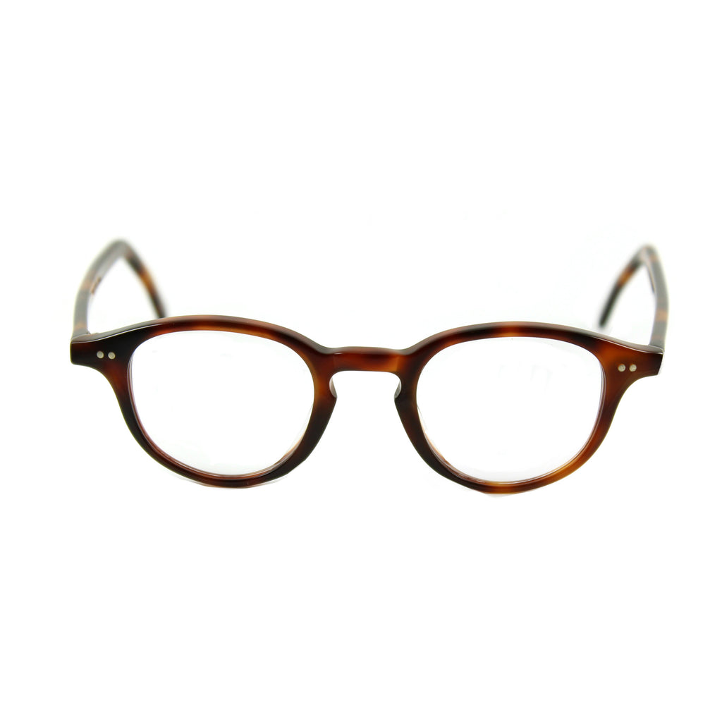 1940s Mens Clothing Charlie - Havana Frames £115.00 AT vintagedancer.com