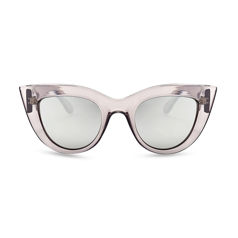 Cool Cat - Sunglasses Crystal Grey