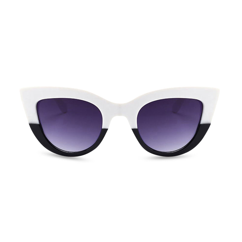 Cool Cat - Sunglasses White / Black